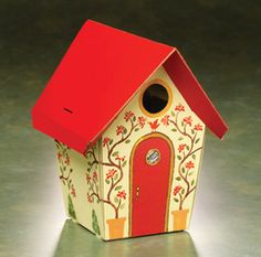 Birdhouses/pictures | ... -Friendly birdhouse kits for fun projects | Unique Birdhouse Boutique