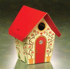 Birdhouses/pictures | ... -Friendly birdhouse kits for fun projects | Unique Birdhouse Boutique