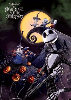 *THE NIGHTMARE BEFORE CHRISTMAS