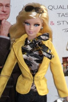 LOT Barbie doll COMPLETE Collection CITY LOOK with The city Look Wardrobe NRFB