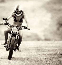 Ride.