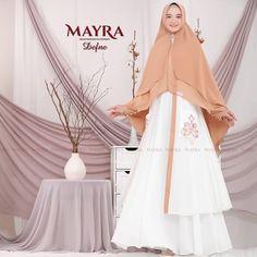Defne Syari by Mayra Formal Dresses, Wedding Dresses, Hijab Fashion, Instagram Posts, Temples, Dresses For Formal, Bride Dresses, Bridal Gowns, Formal Gowns