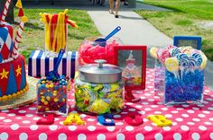 Carnival Birthday Party Ideas | Photo 4 of 47
