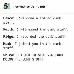 allura: i had to deal with your dumb stuff Form Voltron, Voltron Ships, Voltron Klance, Voltron Paladins, Voltron Memes, Voltron Comics, Samurai, Allura, Shiro