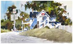 Tony Couch - Welcome to WATERCOLOR!