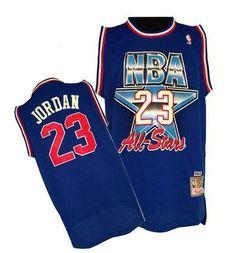 ee65e892 Michael #Jordan 23 1992 All Star Blue #Jersey. $16.88 http://