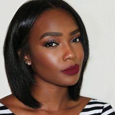"""#Inspiration du jour avec la sublime @tamiastyles qui a utilisé notre rouge à lèvres liquide mat """"Mina"""" pour ce look  On adore !  Disponible sur votre e-boutique préférée http://ift.tt/25ZBqBg by ofracosmeticsgp"""