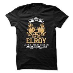 ELROY . Team ELROY Lifetime member Legend  - T Shirt, H - #tshirt customizada #crewneck sweatshirt. BUY-TODAY => https://www.sunfrog.com/LifeStyle/ELROY-Team-ELROY-Lifetime-member-Legend--T-Shirt-Hoodie-Hoodies-YearName-Birthday.html?68278