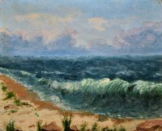 Strandparti_(August_Strindberg,_1873)(3200×2600)
