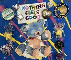 Collage Art Mixed Media, Feel Good, Feelings, The Originals, Books, Libros, Book, Book Illustrations, Libri