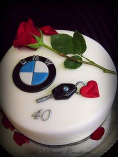 bmw birthday cake for boys - bmw birthday cake - bmw birthday cake for men - bmw birthday cake party ideas - bmw birthday cake cars - bmw birthday cake ideas - bmw birthday cake for husband - bmw birthday cake for boys - bmw birthday cake for kids Birthday Cake For Husband, Diy Birthday Cake, Birthday Cakes For Men, Cakes For Boys, Car Birthday, Happy Birthday, Bmw Torte, Torte Cake, Bmw Cake