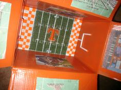 It's Football Time In Tennessee!!!  Care Package to Soldier:)