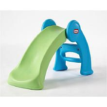 Little Tikes Endless Adventures Easy Store Jr. Slide - for kids age 2 to 4. Selling for $50 on ToysRUs.com as of 10/17/13.