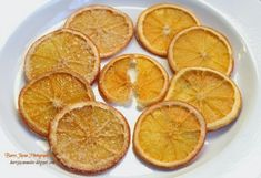 Barri-Jayne Makes: the ultimate guide to oven dried orange slices...