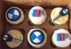 BMW cupcakes x