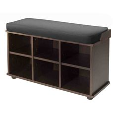 12 Best Storage Bench With Cushion Images Storage Bench With