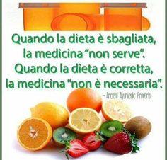 Rapporto dieta medicina