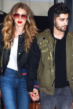 """Zayn Malik and Gigi Hadid are just like you and me!...or so they say. We like to think of them as a Hollywood """"power couple"""", but this dynamic duo claims their life behind closed doors is not at all what we'd expect from the mega-stars."""