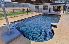 Jamaican #FibreglassPools #SwimmingPools #Pools #FreedomPools http://www.freedompools.com/Fibreglass-Pools-WA/Family-Pools