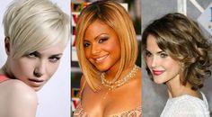 Três lindos cortes de cabelo curto  #shorthair #pelocorto #cabeloscurtos