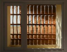 Admun Studio|Cloaked in Bricks, Tehran|Window View