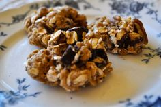 Spice and Sass: New Mama Cookies/Lactation Cookies