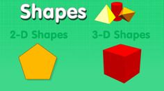 """This website on shapes explores both 2D and 3D shapes. It is a perfect fit with using it on your IWB to explain concepts about 2D and 3D shapes or as a reference for students. The diagrams and explanations are clear and easy to follow. """"What is a 2D shape?"""", is explained well along with the attributes of many 2D shapes. Each dimension of a 3D shape is explained well. You are presented with eleven 3D shapes that when clicked on provide further information."""