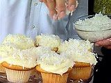 Made Famous By...: Coconut Cupcakes
