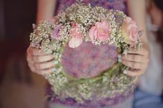 Flower Girl Crown