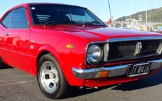1979 Corolla SR Coupe