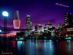 ...Fiorellina84...: Le mie unghie viaggiano con OPI (2 parte)