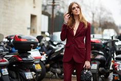 Chiara Ferragni from The Blonde Salad wearing Dior.  luxuryshoeclub.com