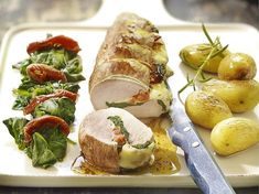 Tapas, Pork Recipes, Healthy Recipes, Belgian Food, I Want Food, Good Food, Yummy Food, Happy Foods, Easy Cooking