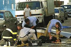 *9/11/01 ~ as the media doesn't want you to see it (WARNING: Very graphic; not antiseptic)