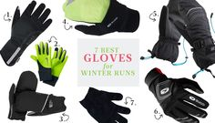 REVIEWS: 7 Best Winter Running Gloves | Be Well Philly