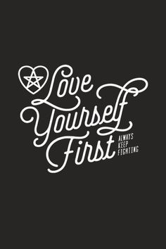 """"""" """"Loving yourself is vital in the fight against mental health problems, so I want to encourage y'all to focus on loving yourselves first… each and every one of you is worthy."""" - Jared Padalecki """""""