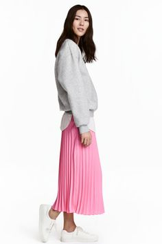 Pleated skirt | H&M