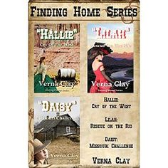 """Award-Winning Author  """"Finding Home Series"""" Collection:..."""