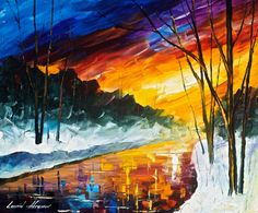 The Official Shop/Gallery: https://www.etsy.com/shop/AfremovArtStudio ____________________________