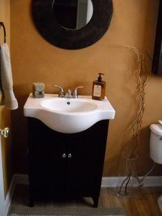 Small Half Bathroom Remodel small half bath ideas   re-postsmall half bath/laundry, just