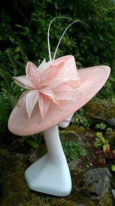 Amelia BY JAYNE ALISON MILLINERY #millinery #hats #HatAcademy