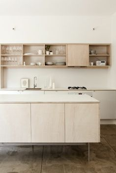 | Kitchen # Scandinavian # wood