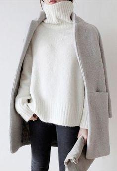 mantel-Trends Das sind die Must-Haves - Mode - Fashion - Kleidung Fashion Mode, Minimal Fashion, Look Fashion, Womens Fashion, Fall Fashion, Classic Fashion, Korean Fashion, Petite Fashion, Fasion