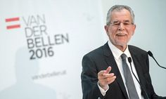 Austrian president says all women will 1 day have to wear headscarves #DailyMail