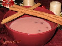 egycsipet: Menzás meggyleves Fondue, Cheese, Meals, Ethnic Recipes, Meal, Food, Nutrition, Diet