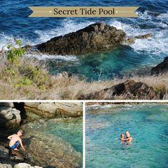 Secret Tide Pool hike Guana Bay St Maarten, Sint Maarten, Saint Maarten