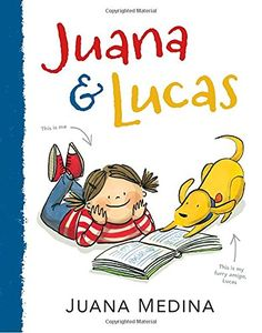 In this beautiful created multi-cultural children's book, we encounter Juana in Bogota, struggling to learn English for her trip.