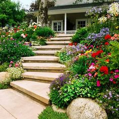 sloped landscape design ideas-designrulz (20)