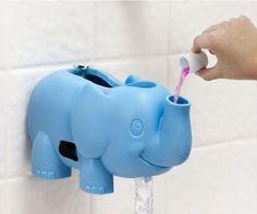 Munchkin BUBBLE BATH SPOUT GUARD Dispenser & Faucet Safety, Elephant ~NEW~