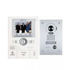 deurperlofoon Aiphone JK-serie - ca. Intercom, Kit, Phone, Telephone, Mobile Phones
